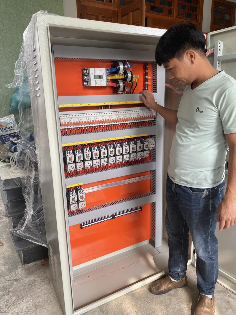 Lắp đặt trọn gói tủ điện